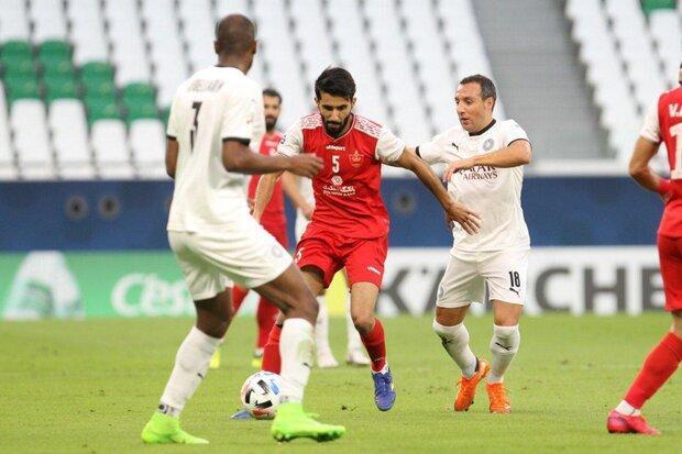 تکلیف بازیکن عراقی تعیین نشد، بشار: باید با گل محمدی صحبت کنم