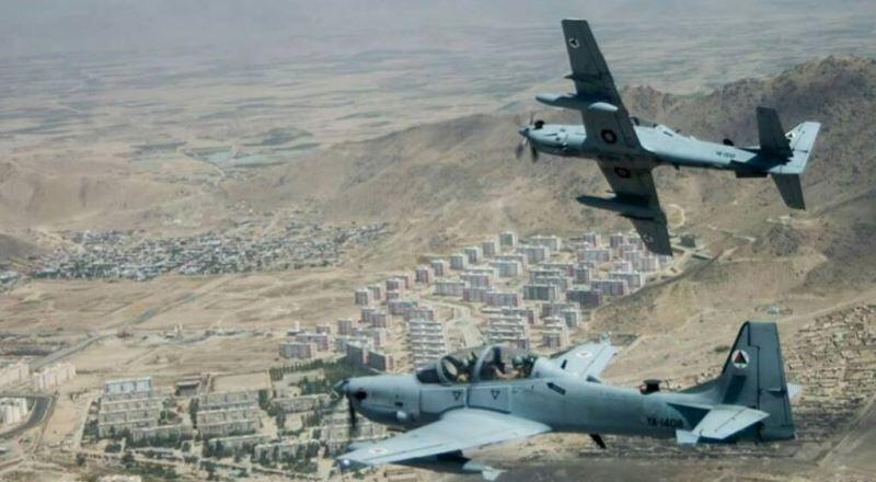 وزارت دفاع افغانستان: 95 تن از اعضای طالبان در حملات کشته شدند