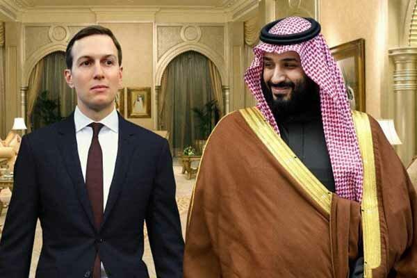 مشاور ترامپ با ولیعهد سعودی و امیر قطر ملاقات می نماید