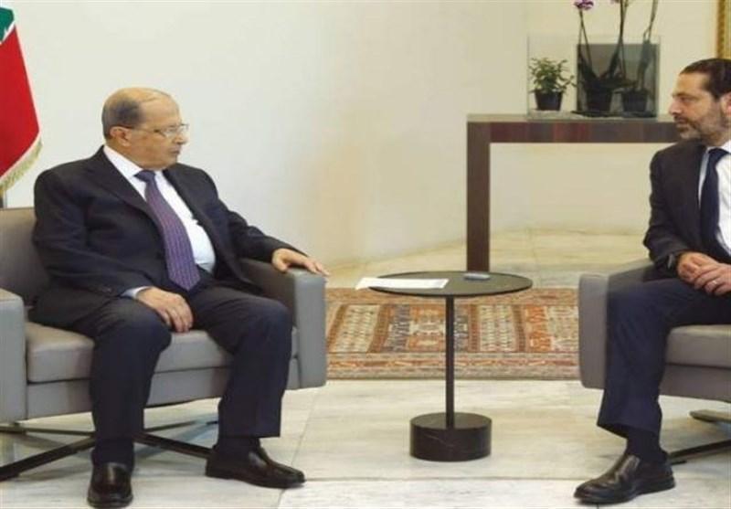 لبنان، ادامه رایزنی های عون و حریری درباره تشکیل دولت