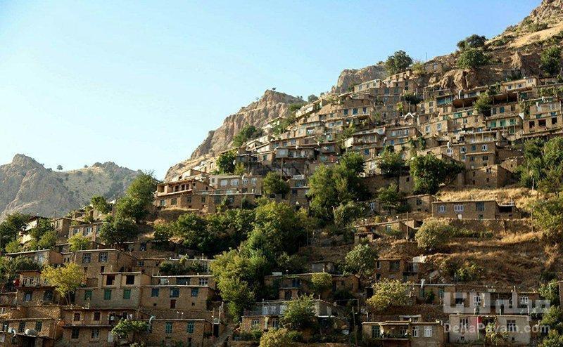 مردم کدام روستای ایران به زبان رومانیایی صحبت می کنند؟