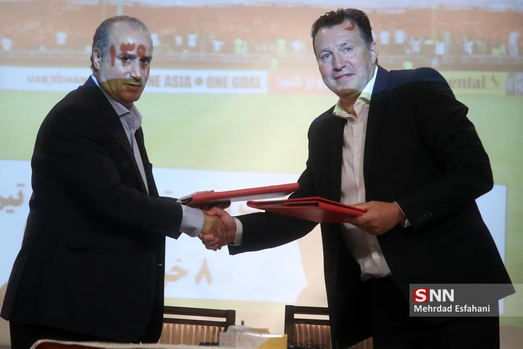 ردپای دلال ها در قرارداد ننگین ویلموتس ، وقتی یک هیچکاره همه کاره فوتبال ایران شد!