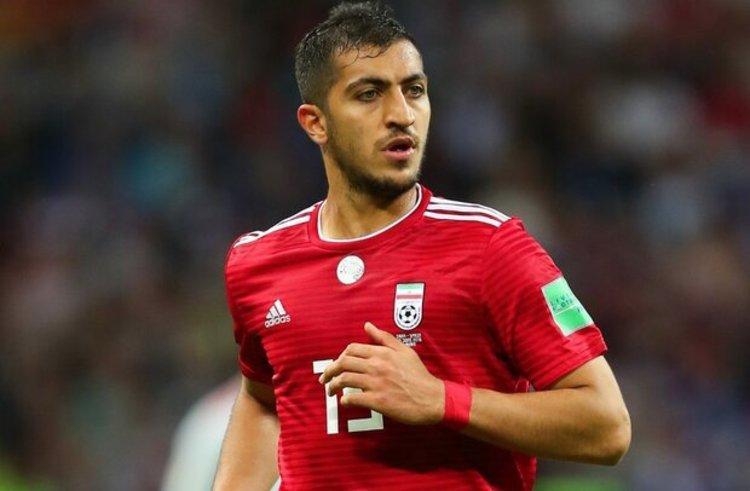 بازیکن تیم ملی ایران در سری A ایتالیا؟