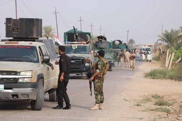 عملیات جدید حشد شعبی در استان صلاح&zwnjالدین شروع شد