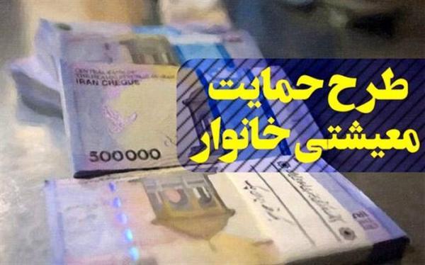 پرداخت یارانه معیشتی کرونا از فردا به افراد تحت پوشش نهادهای حمایتی