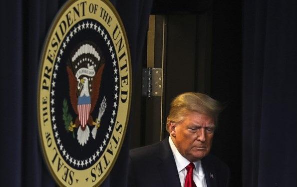 نیمی از آمریکایی ها ترامپ را رئیس جمهوری شکست خورده می دانند