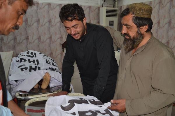 قتل 11 معدنچی هزاره در بلوچستان پاکستان