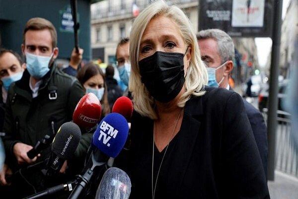 نگرانی دولت فرانسه از پیروزی لوپن در انتخابات ریاست جمهوری 2022