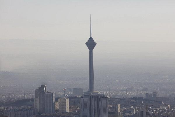 تداوم سرما و بازگشت آلودگی هوا به شهرهای صنعتی و پرجمعیت