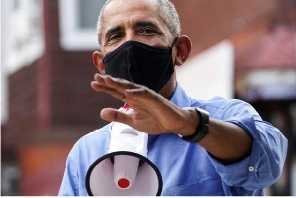 تعجب اوباما از برخورد متفاوت سرویس های امنیتی آمریکا با معترضان سفید و سیاهپوست