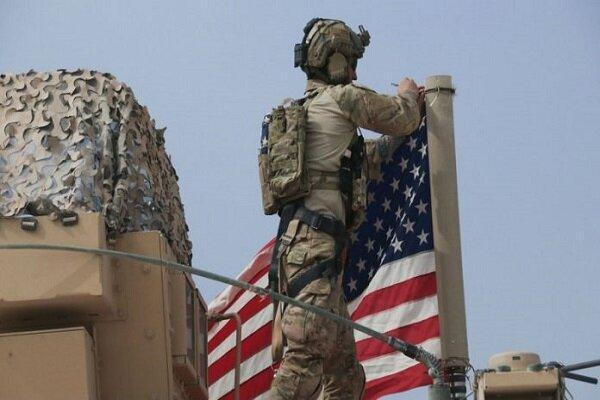 ارسال سلاح و تجهیزات لجستیک توسط تروریستهای آمریکایی به سوریه