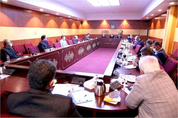برگزاری نشست هیات اجرایی کمیته ملی المپیک بدون محور المپیکی