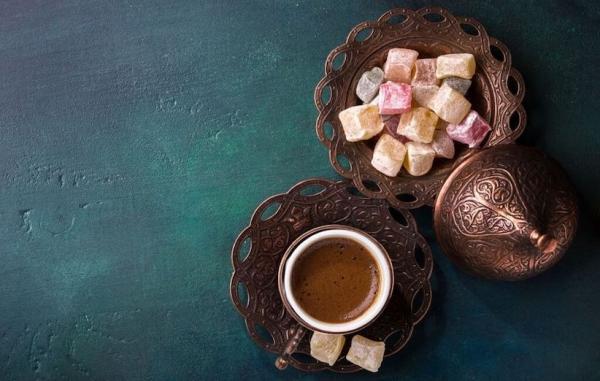 ساده ترین روش تهیه کردن قهوه ترک در خانه