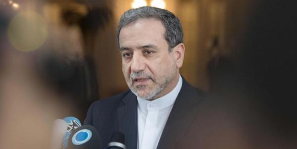 عراقچی: با قوت و قدرت در مذاکرات حاضر می شویم، حاضر به بازی های مذاکراتی نخواهیم شد