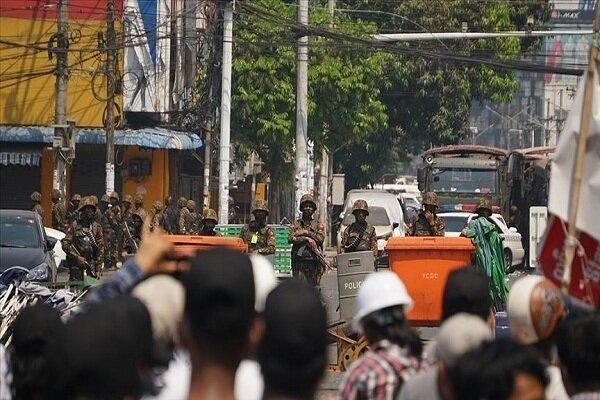 مخالفان کودتای نظامی در میانمار، دولت وحدت ملی اعلام کردند