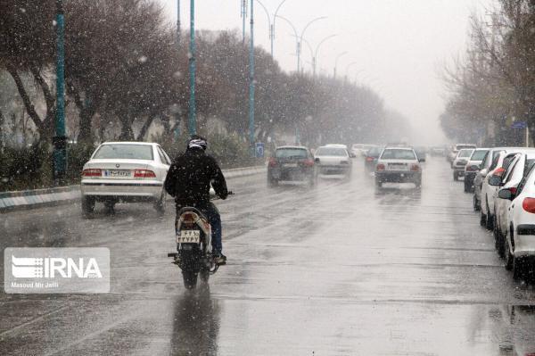 خبرنگاران کرمانشاه بیشترین میزان کاهش بارندگی در بین استان های کشور را دارد