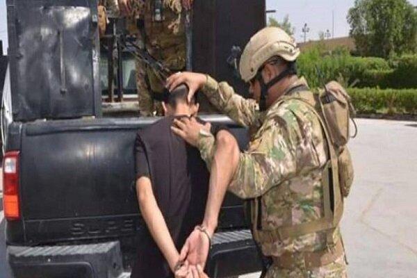 بازداشت 4 تروریست در استان نینوا عراق