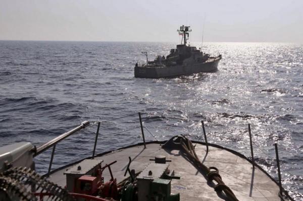 آمریکا با کشتی های جنگی ایران چه خواهد نمود؟