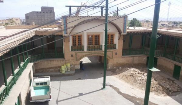 تکیه زنجیری، تجلی معماری ایرانی در شهر شاهرود