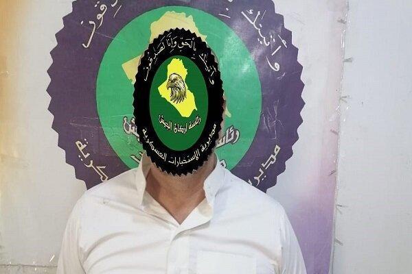 بازداشت داعشی مسئول وارد کردن خودروهای بمبگذاری شده به عراق