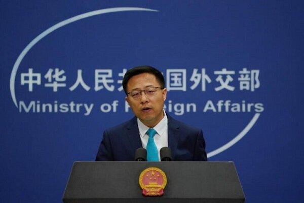 تهدید آمریکا به انزوای چین اخاذی است