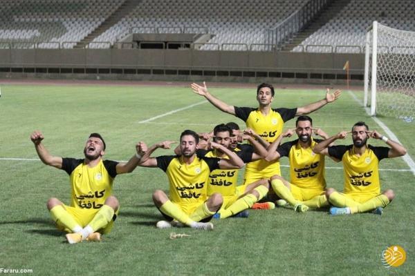 فجر و طرفدار به لیگ برتر صعود کردند