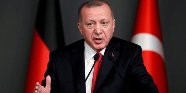 اردوغان: انتظار رویکرد بدون پیش شرط را در ملاقات با بایدن دارم