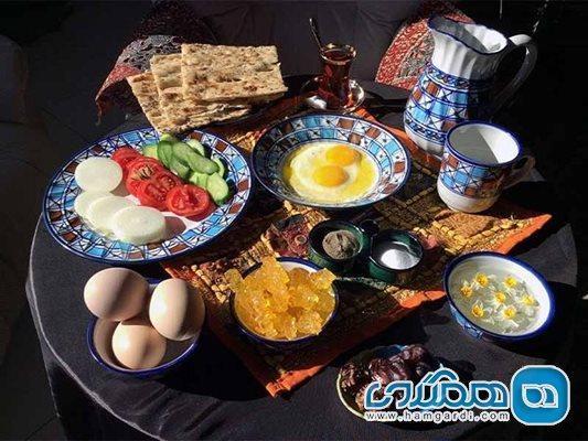 با صبحانه های متنوع در شهرهای ایران آشنا شوید