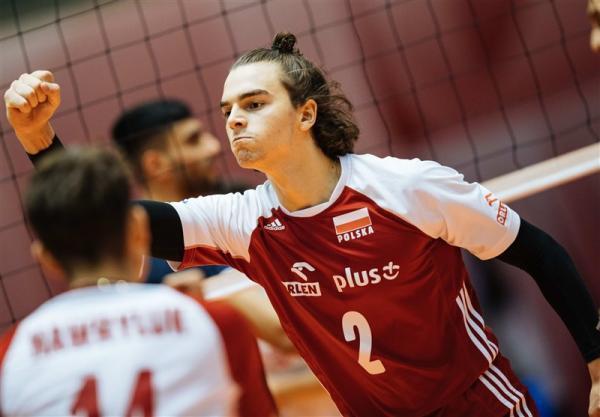 والیبال قهرمانی جوانان دنیا، نخستین پیروزی به نام لهستان ثبت شد