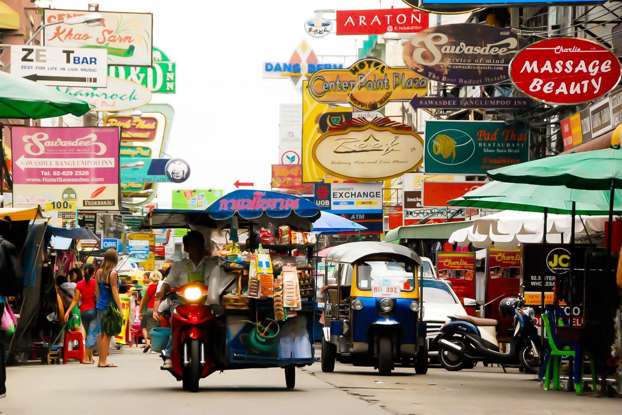 برنامه سفر 1 روز بانکوک