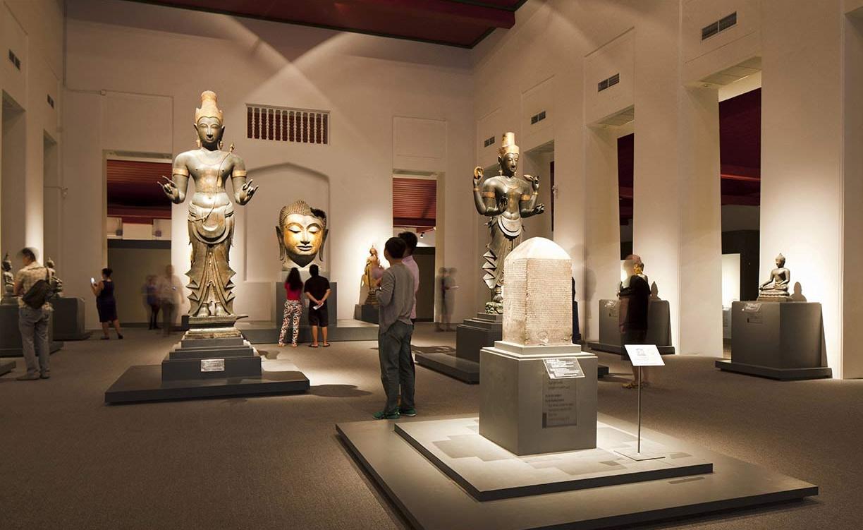 با موزه چیانگ مای آشنا شوید