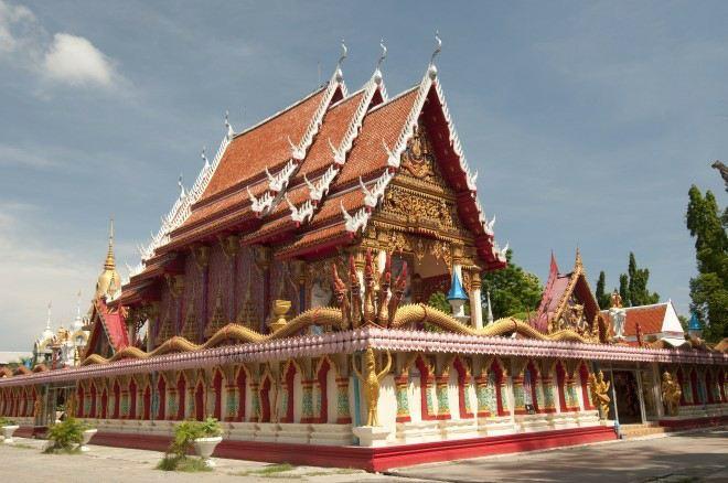 اولین سفر به تایلند