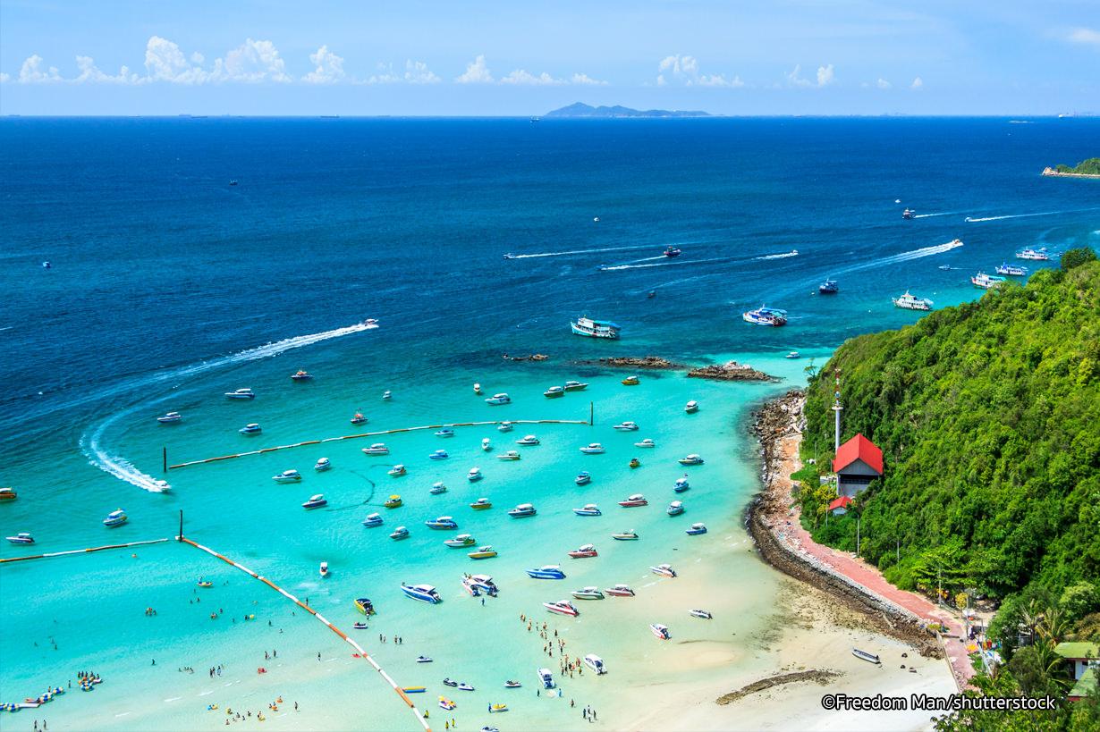جزیره مرجان پاتایا