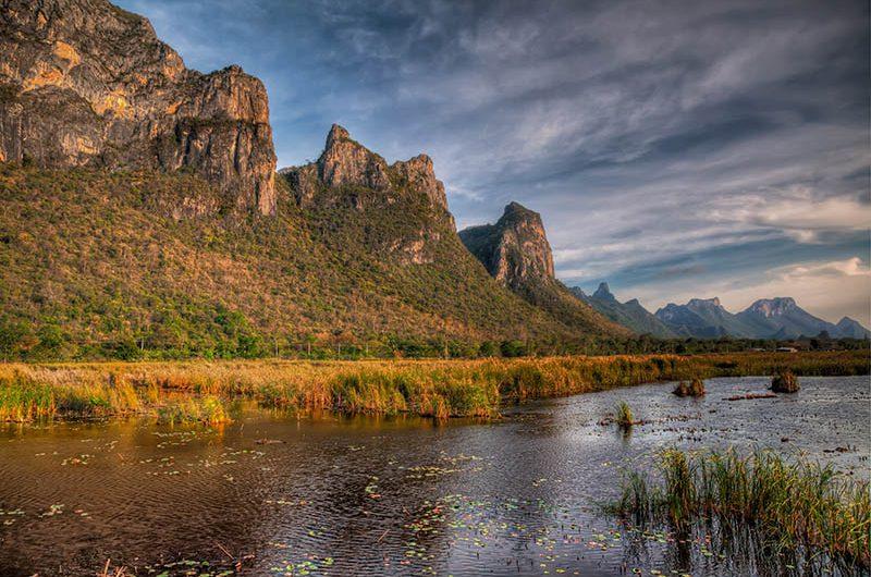 پارک های طبیعی تایلند