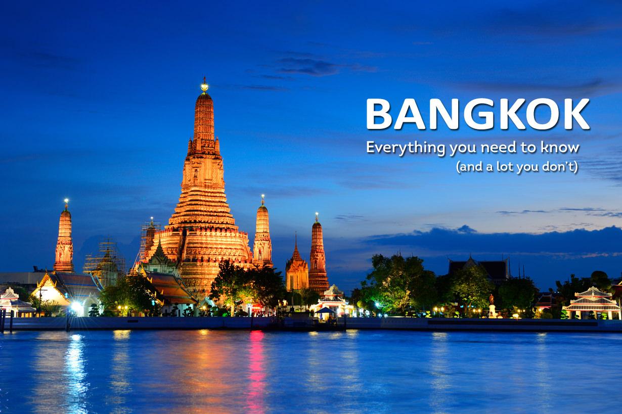شهر زیبای بانکوک