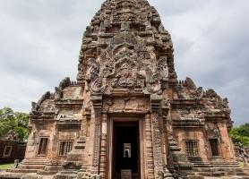 معبد فانوم رانگ در تایلند