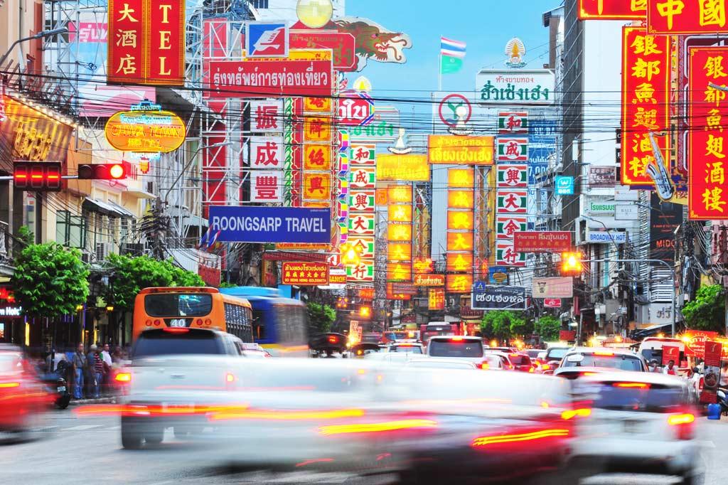 زیباترین جاذبه های بانکوک