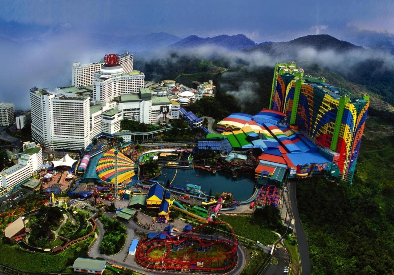 آشنایی با تفریحات مالزی
