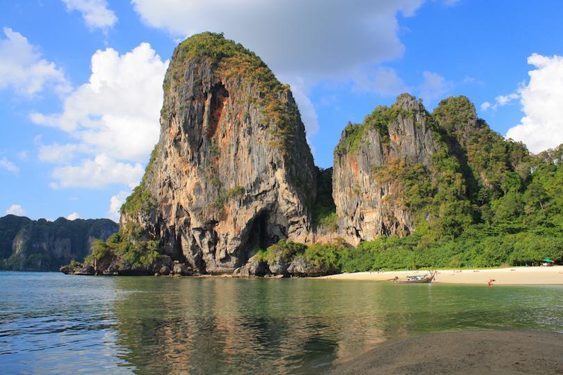 سواحل زیبای تایلند